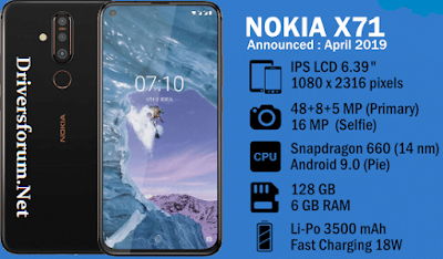 Nokia-x71-TA-1167-Flash-File-Stock ROM-Download