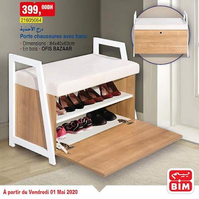Catalogue et Offres BIM Maroc Mois du mai 2020 : Machine à laver, meuble de cuisine en bois ...
