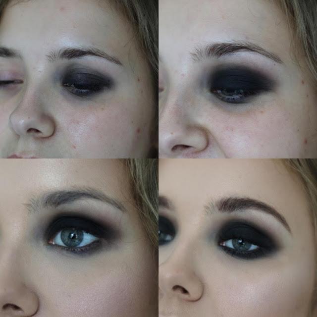 tutorial smokey eye