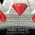 Release Blitz & Giveaway - The Cursed Daughter  by Aimee Shaye