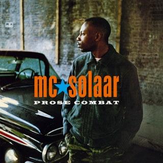 MC Solaar - Prose Combat Music Album Reviews