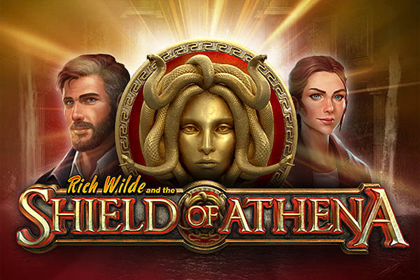 Game Slot Rich Wilde and the Shield of Athena Play N Go