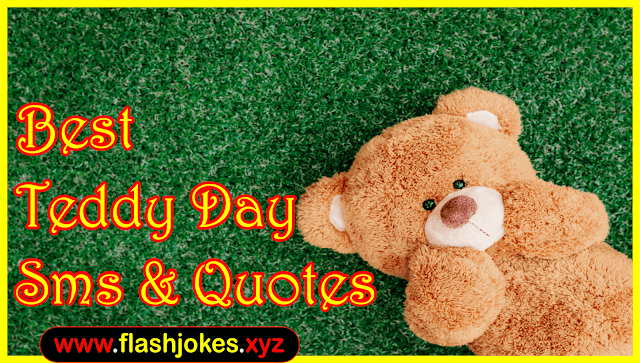 Happy Teddy Day 2020 Whatsapp Status & Quotes