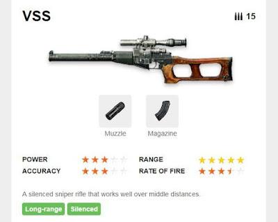 VSS Free Fire