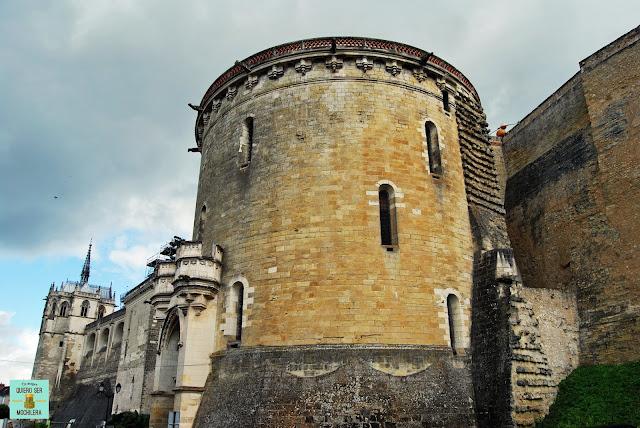 Castillo de Amboise, Valle del Loira