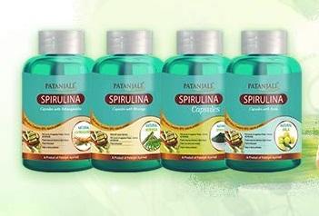 Patanjali Spirulina Review