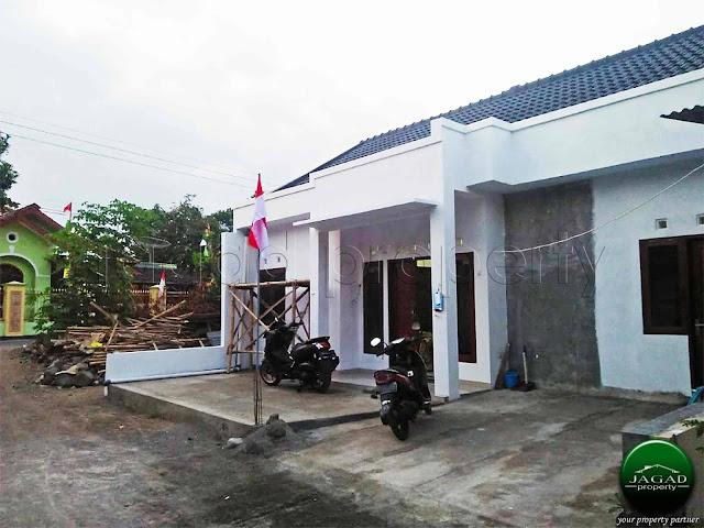 Rumah Siap Huni di Cebongan, Sleman