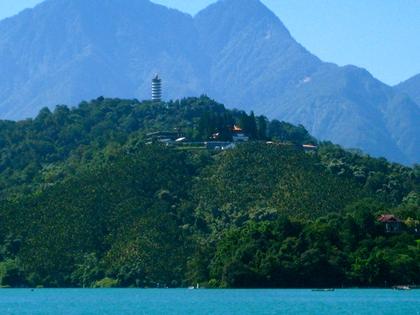 ทะเลสาบสุริยันจันทรา (Sun Moon Lake: 日月潭) @ www.jetsettimes.com