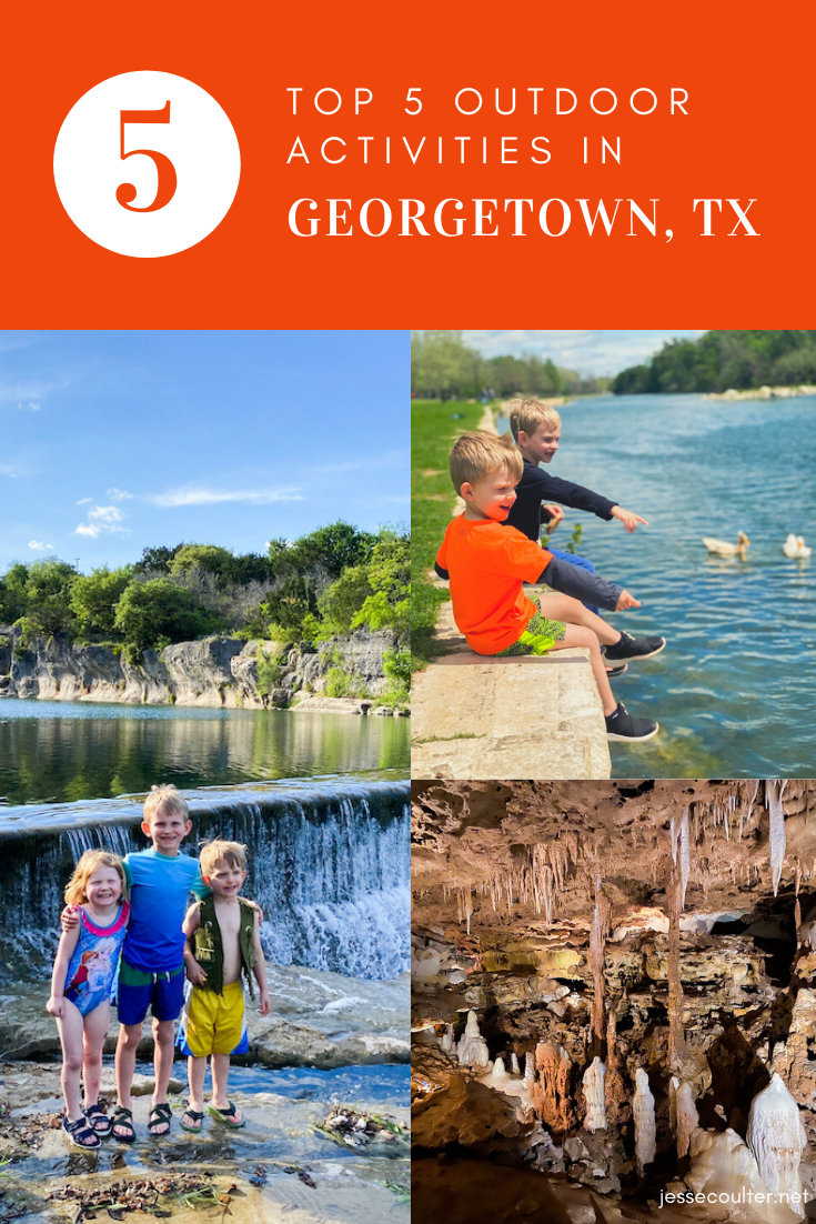 Top 5 Outdoor Activities in Georgetown, TX