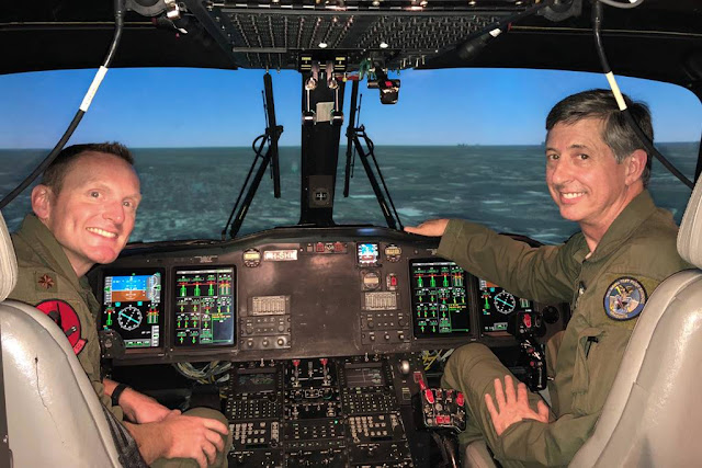 First USAF pilots receive ratings AW-139