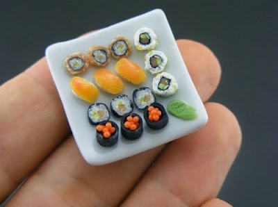 Fenomena Sushi Terkecil