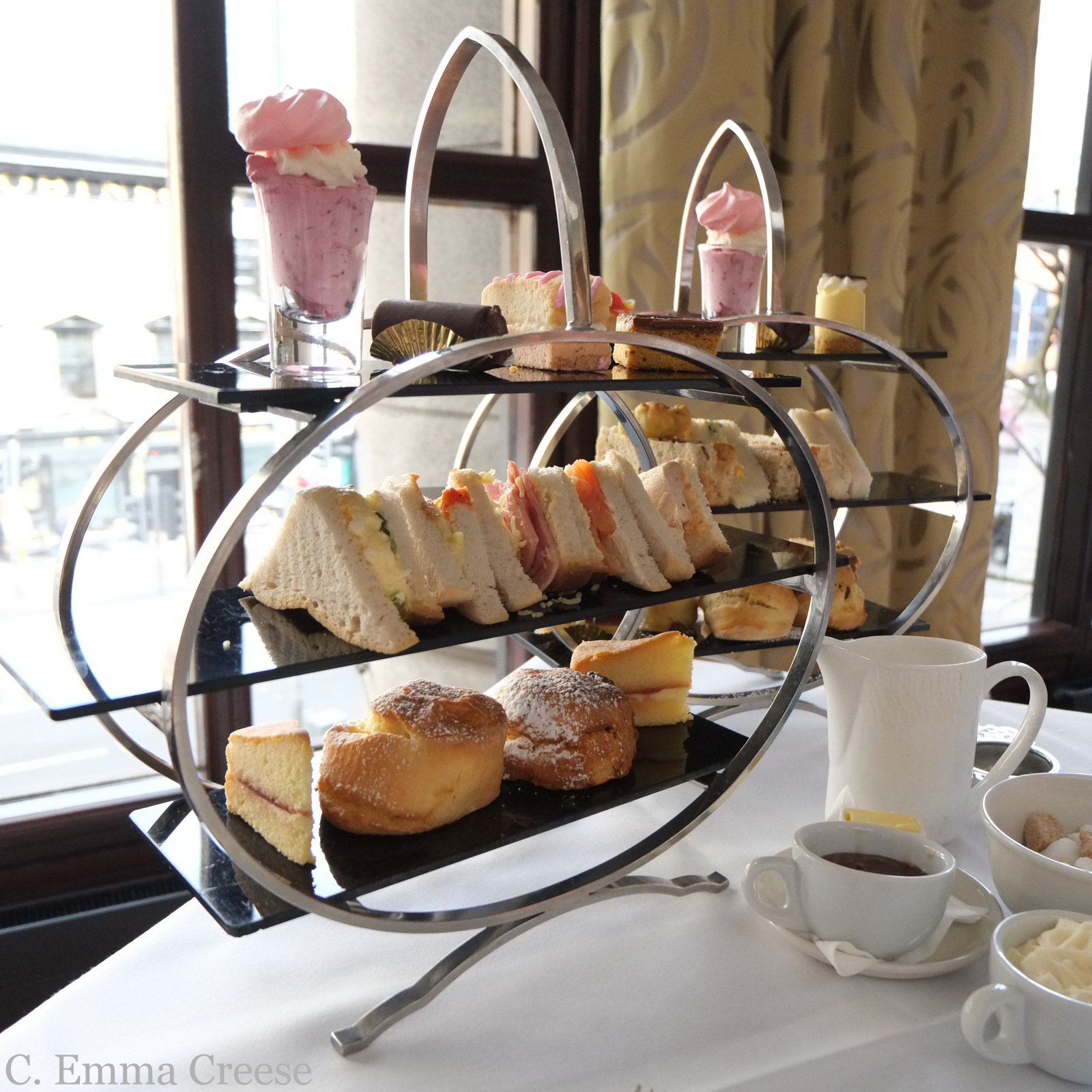 Belfast Afternoon Tea Europa Hotel Adventures of a London Kiwi