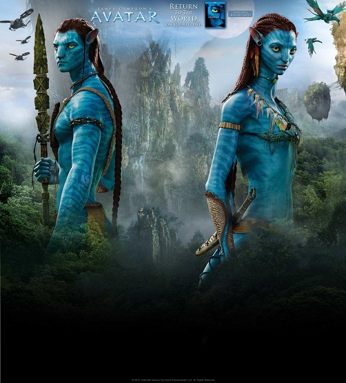 Avatar (2009) | Hollywood Mobile Movie | Free Download Hollywood 3D ...