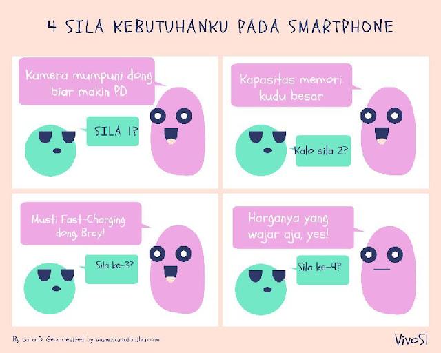Komunitas smartphone android vivo