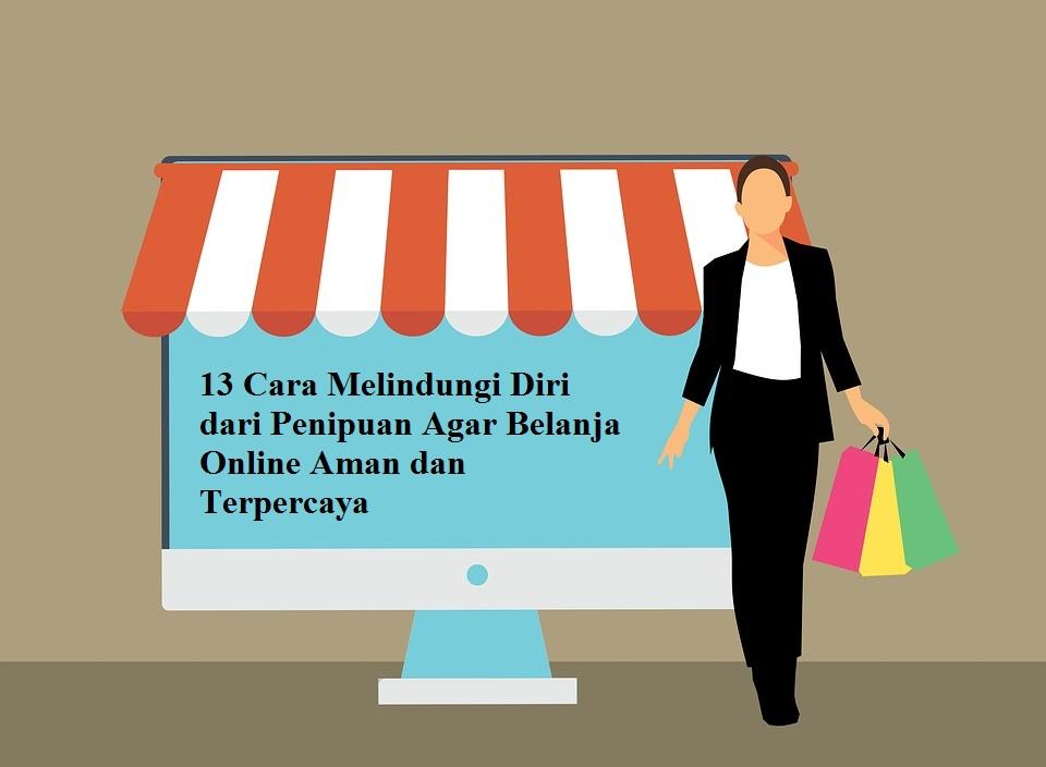Apakah Belanja Di Toko Dan Situs Online 100 Aman Atau Penuh