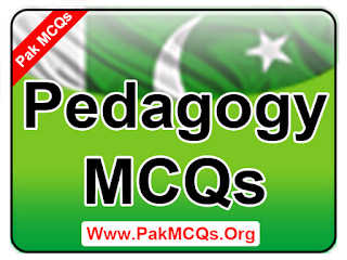 pedagogy solved mcqs for teaching test