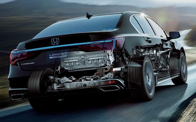 Honda laçará carro autônomo no Japão em 2020