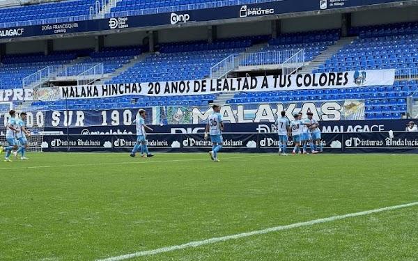 El Atlético Malagueño vence y golea al Huétor Vega: Ya espera a la próxima ronda (3-0)