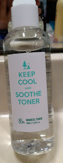 Soothe Bamboo Toner by Keep Cool #3