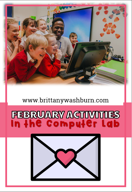 February is a great time in the computer lab to take a deep dive into topics because there are weeks of uninterrupted classes.