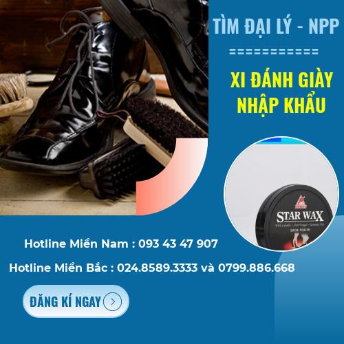 ìm đại lý phân phối xi đánh giày nhập khẩu malaysia