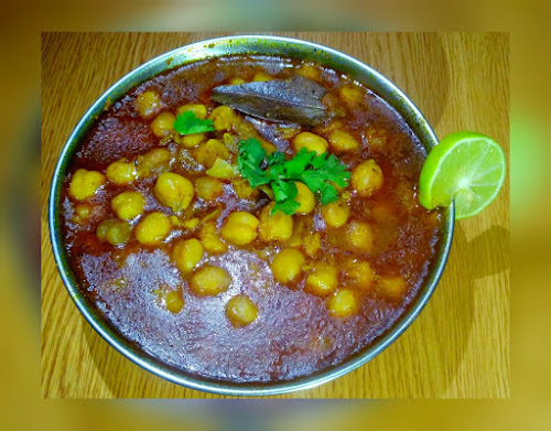 Punjabi Chatpate Chhole  (No Onion No Garlic)