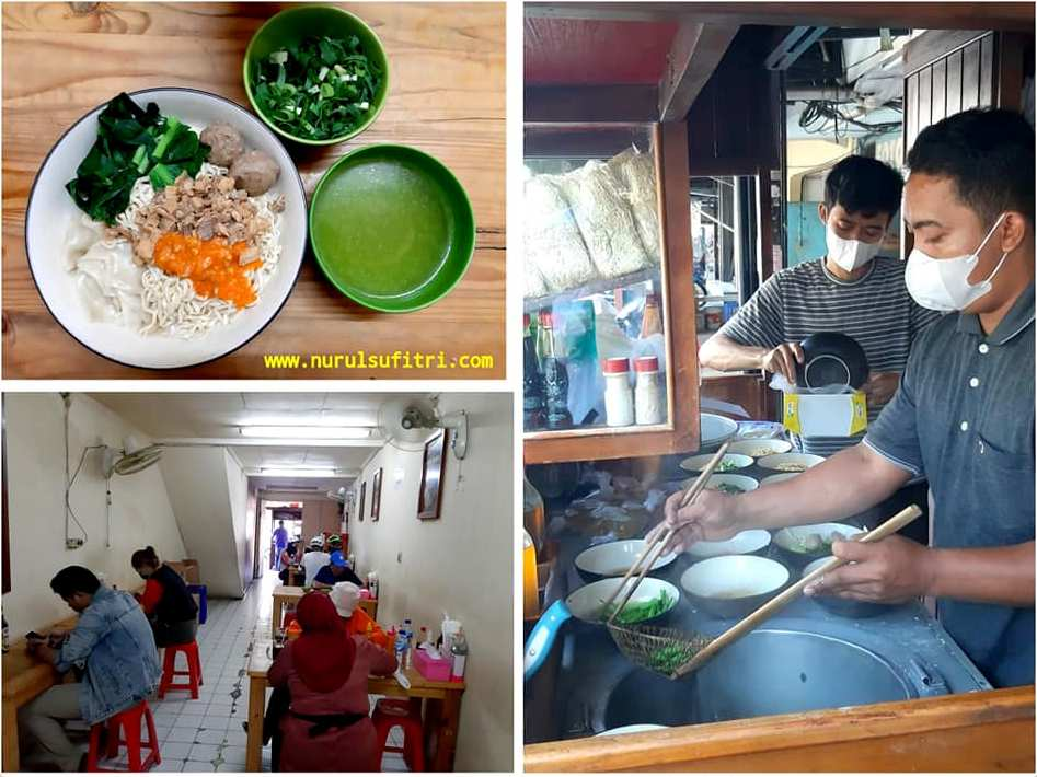 Sarapan Mie Keriting Benhil Mas Pujo Nurul Sufitri Travel Lifestyle Culinary Blog