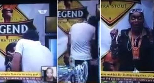 Thin tall Tony, Bisola, Big Brother Naija, Big Brother Nigeria, Cocoice, Entertainment,