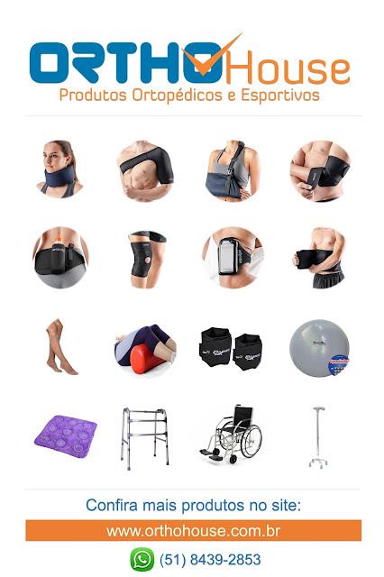Produtos Ortopédicos e Esportivos