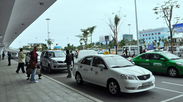 Da Nang International Airport Taxi