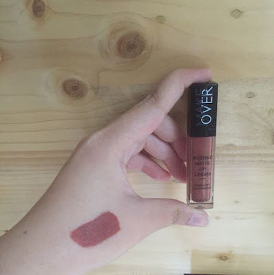 Make Over Intense Matte Lip Cream - 011 Pompous