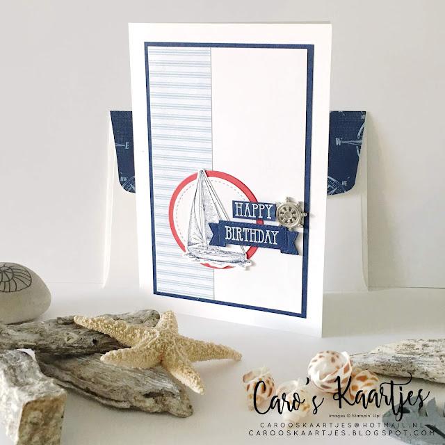 Stampin' Up! hobbymaterialen zijn verkrijgbaar via Caro's Kaartjes. Voor meer informatie mail naar carooskaartjes@hotmail.nl of kijk op https://carooskaartjes.blogspot.com/