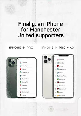 iPhones 11 and 11Pro Max Meme by @soccermemes on snapchat