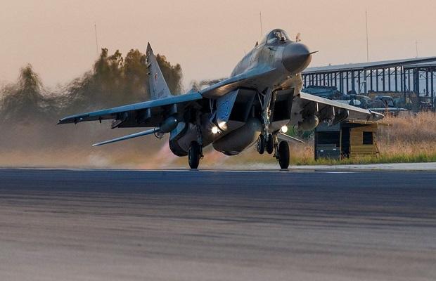 Rusiya Hərbi Kosmik Qüvvələri Suriyada terrorçulara zərbələr endirdi