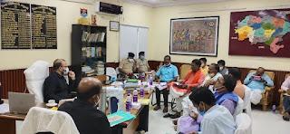 dm-meeting-anushrawan-samiti-madhubani