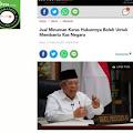 Cek Fakta:  Wapres Ma'ruf Amin Bolehkan Miras Demi Kas Negara, MUI Bersuara