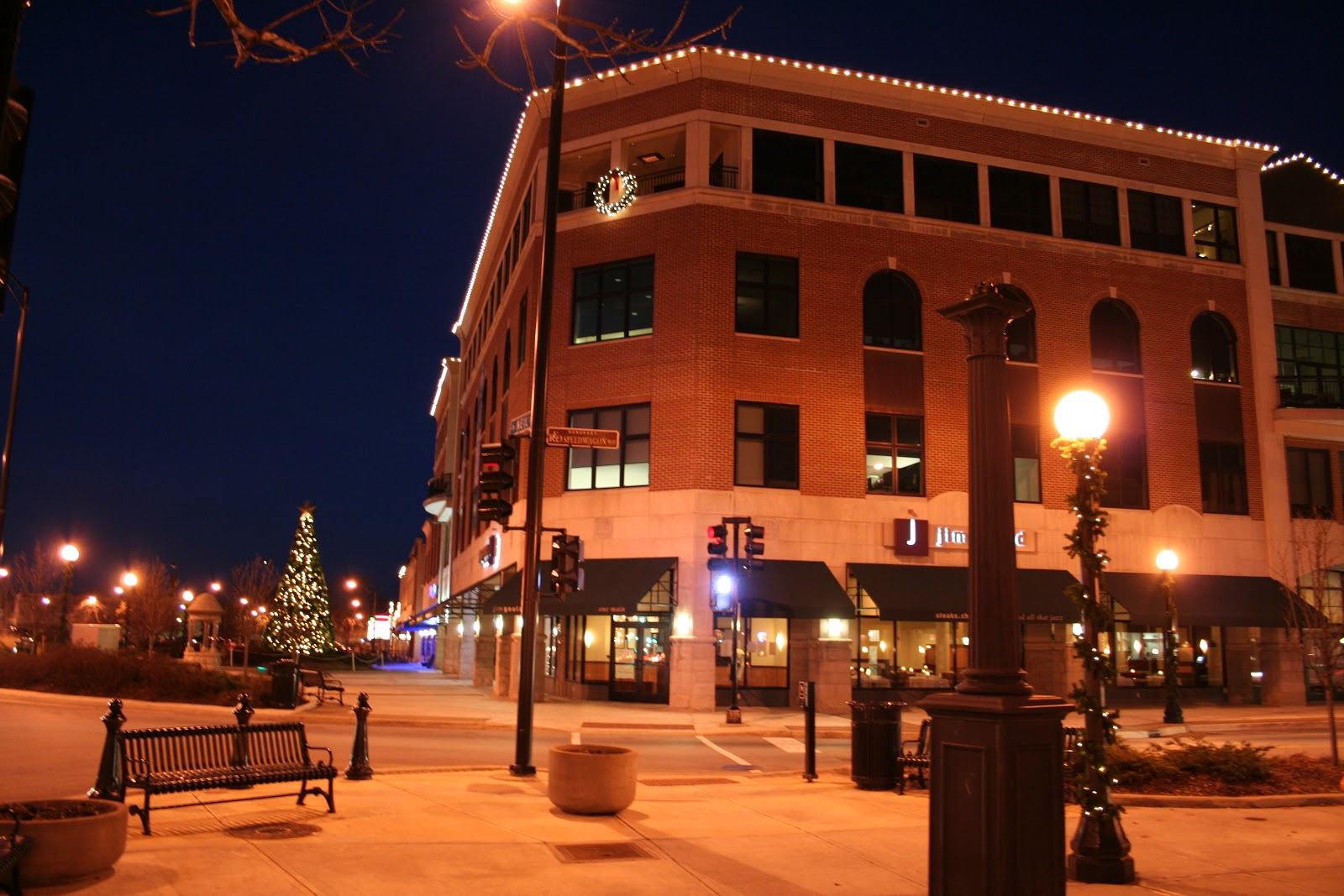 One Main Downtown Champaign