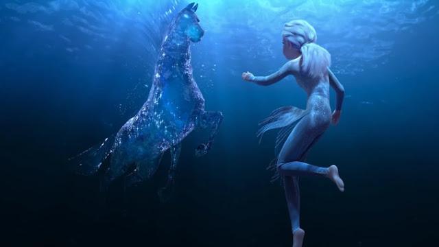 Crítica 'Frozen II'