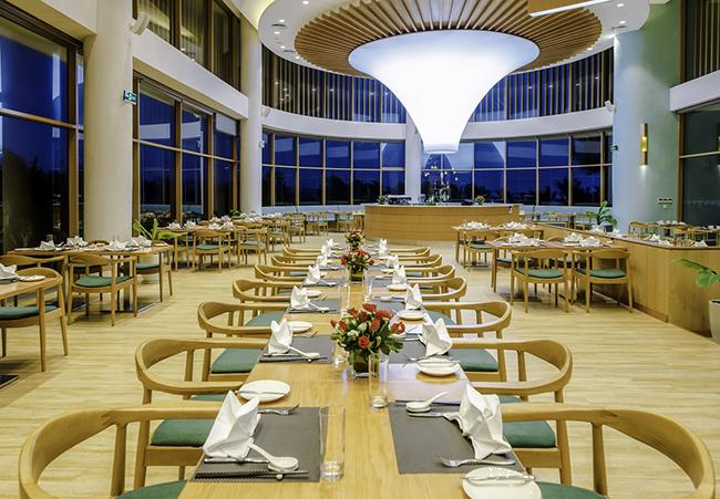 Nhà hàng Terrace Bay FLC Quy Nhơn
