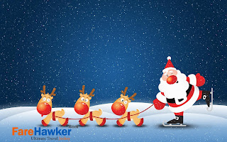 FareHawker Christmas Celebration