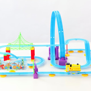 Super Loop de loop train set