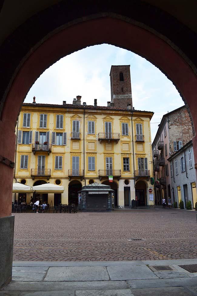 Torri medioevali in Piemonte