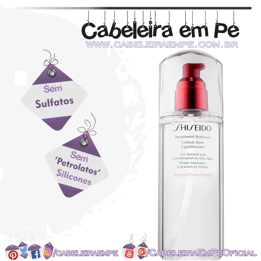 Treatment Softener - Shiseido