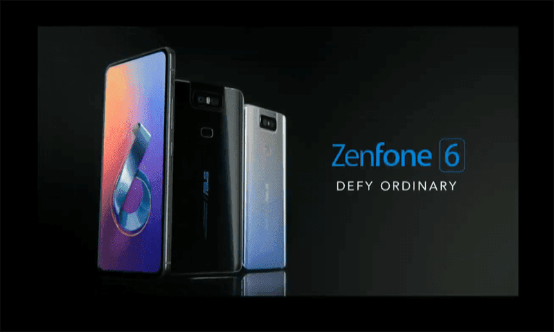 ASUS ZenFone 6 receives Android 10 update