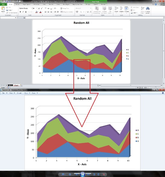 Export Chart As TIFF Image Using Adobe Professional XI