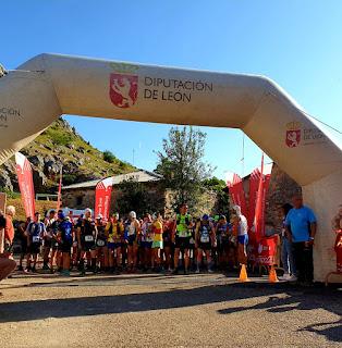 Clasificaciones La Reina Trail 2019