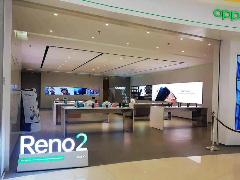 Biggest OPPO Experience Store Opens in SM City GenSan