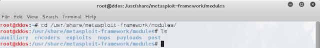 Metasploit-framework
