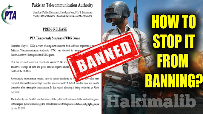 Pakistan Issues Temporary Ban on Pubg Mobile