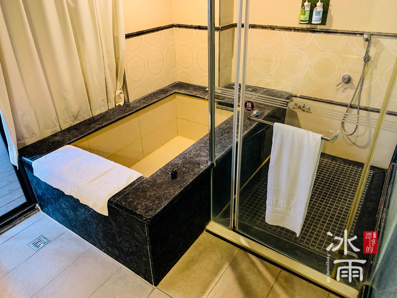 川湯春天溫泉飯店德陽館|泡湯浴池